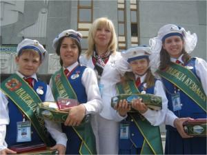 Разношинская Лилия Рашидовна